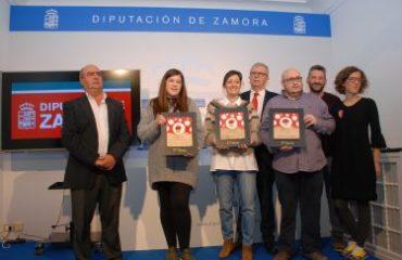"""Entregados los premios del concurso de tapas """"Vamos de Setas"""""""