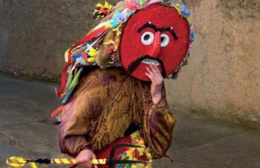 (Español) Zamora, presente en el Carnaval dos Caretos de Braganza
