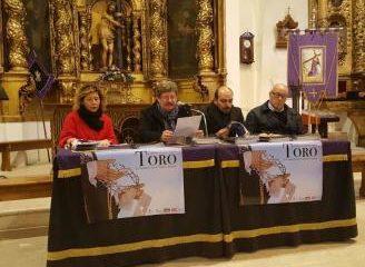 """La Junta Pro Semana Santa presenta la revista """"Toro Cofrade"""""""