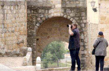 Los viajeros de otras partes de España siguen imponiéndose al turismo extranjero
