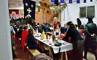 La asociación Camarzana Viva organizará en el verano una cena de la época romana