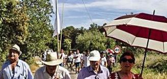 (Español) La Virgen del Castillo visita Arribes entre Viriatos