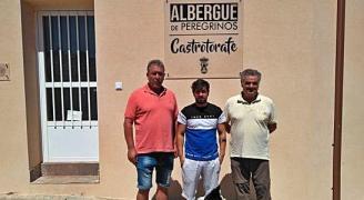 El nuevo albergue de peregrinos de Fontanillas multiplica las visitas al pueblo