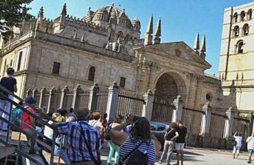 (Español) Los 150.000 visitantes hasta julio hacen prever un año histórico para el turismo