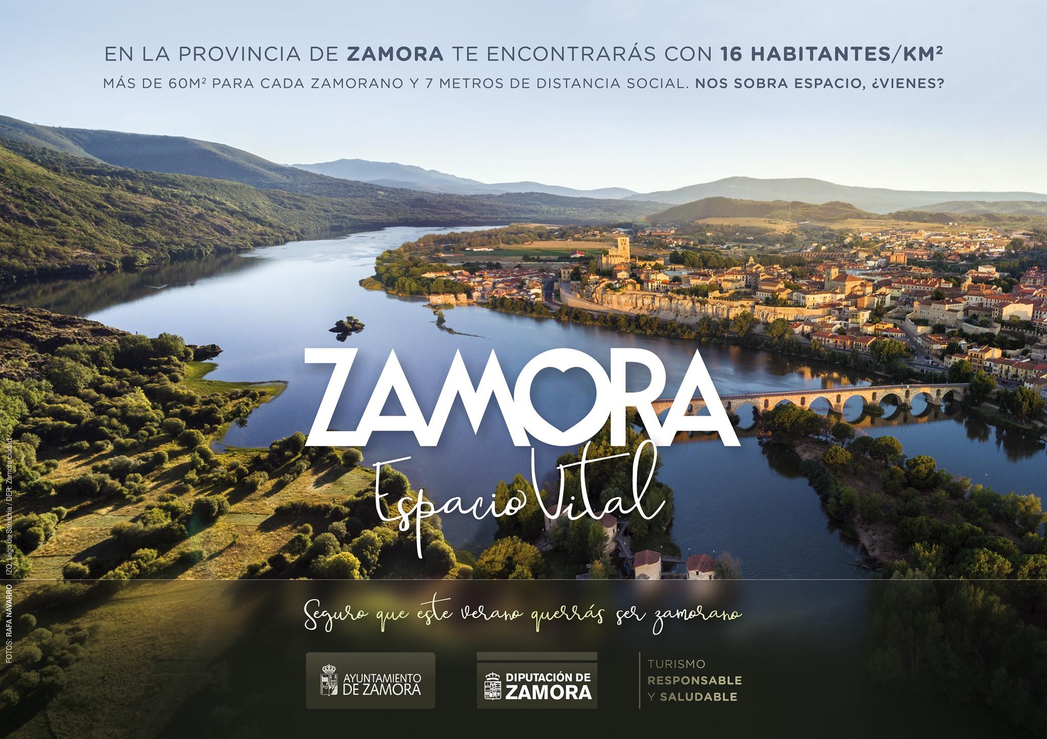 Diputación y Ayuntamiento de Zamora inician su colaboración en turismo con una campaña dirigida a Madrid, País Vasco, Galicia y Castilla y León