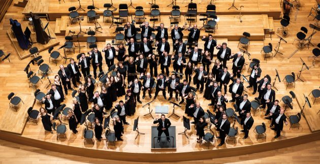 orquesta cyl