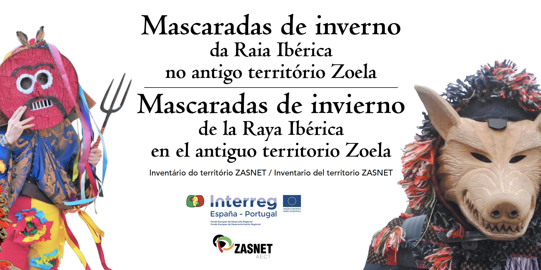 Mascaradas de invierno de la Raya Ibérica en el antiguo territorio Zoela