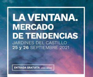 Quinta edición de 'La Ventana. Mercado de tendencias'